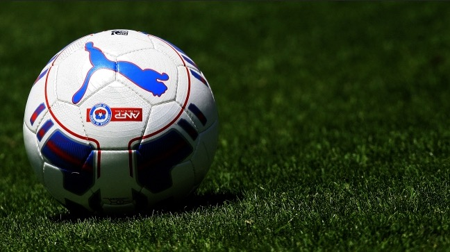 pelota futbol ch